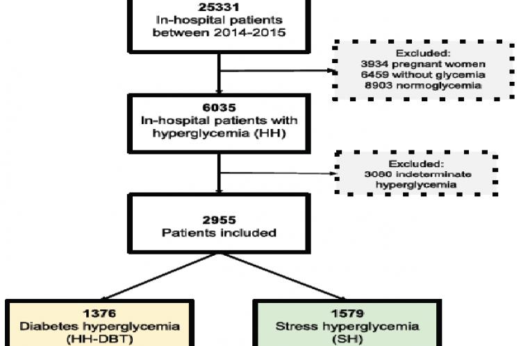 Flowchart of the patient selection process